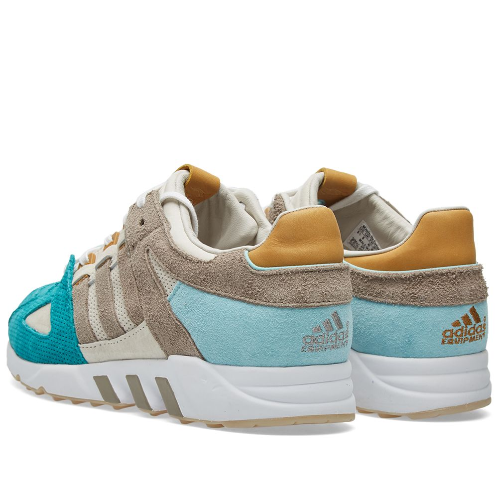 Adidas Consortium x Sneakers76 EQT Running Guidance. Clean Granite    Mineral Green. £125. image 1c6eeef8a