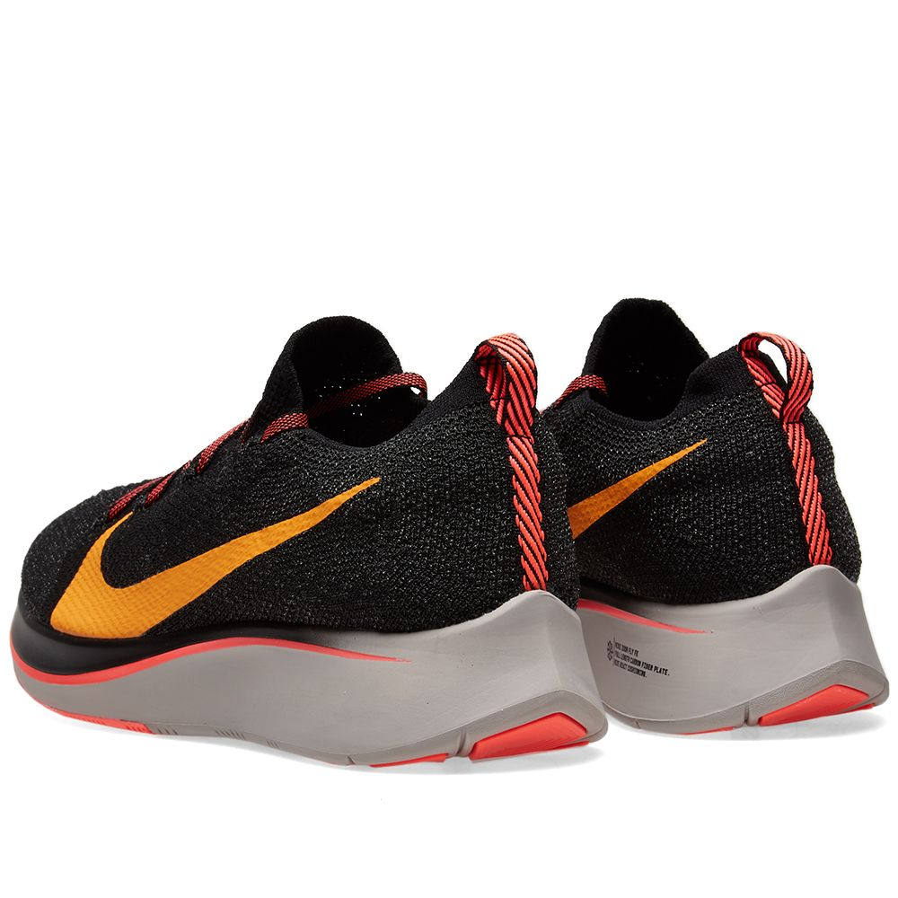 b5c002478efc Nike Zoom Fly Flyknit Black