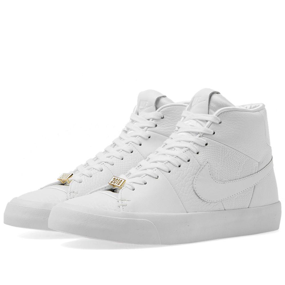 timeless design 5e531 5dd09 Nike Blazer Royal QS White  END.