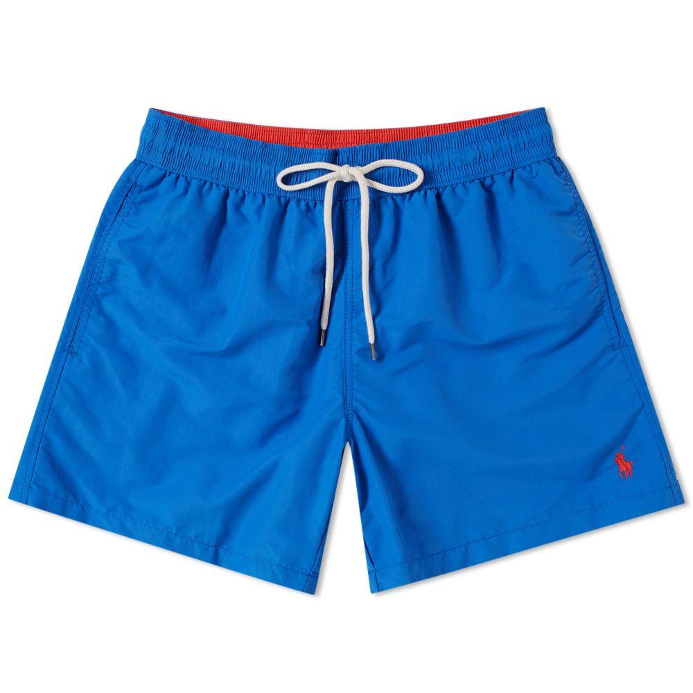 b2368485423e Polo Ralph Lauren Classic Traveller Swim Short New Iris