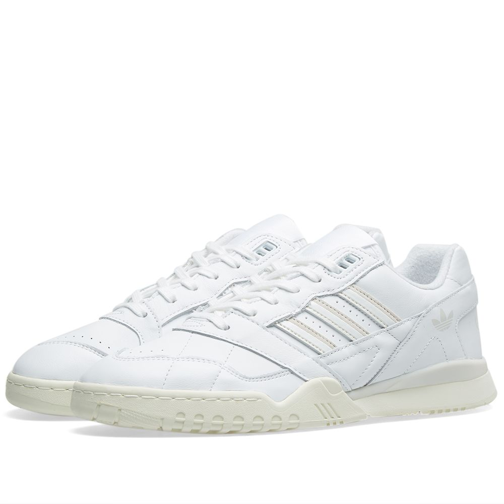 buy popular 4cc0b 85fe2 Adidas A.R. Trainer White, Raw White  Off White  END.