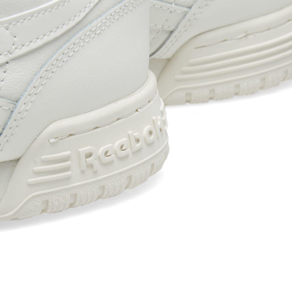 5441b6e2f64 Reebok Exofit 600 Vintage Classic White   Black