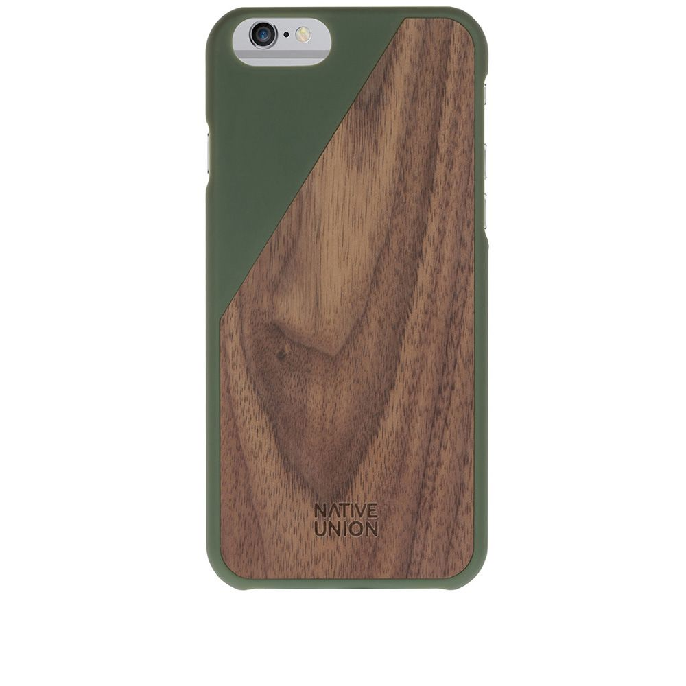 check out bd99b e583d Native Union Wood Edition Clic iPhone 6 Case