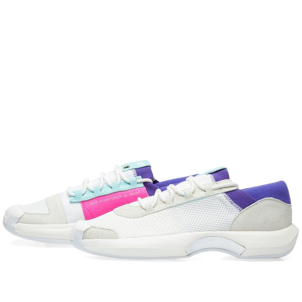 sports shoes 88879 f81e7 Adidas Consortium x Nice Kicks Crazy 1 AD