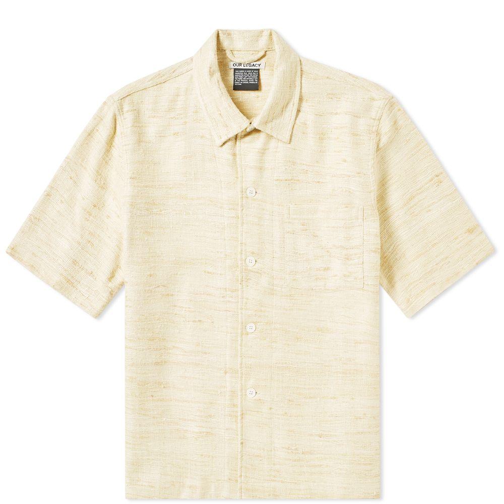 08fb8a68 homeOur Legacy Short Sleeve Box Vacation Shirt. image. image. image. image.  image. image