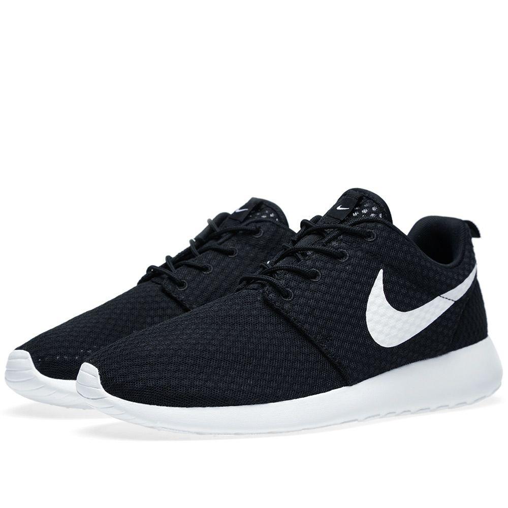 f8dd733cdc1 Nike Roshe Run BR. Black   White. £69. image. image. image. image. image.  image