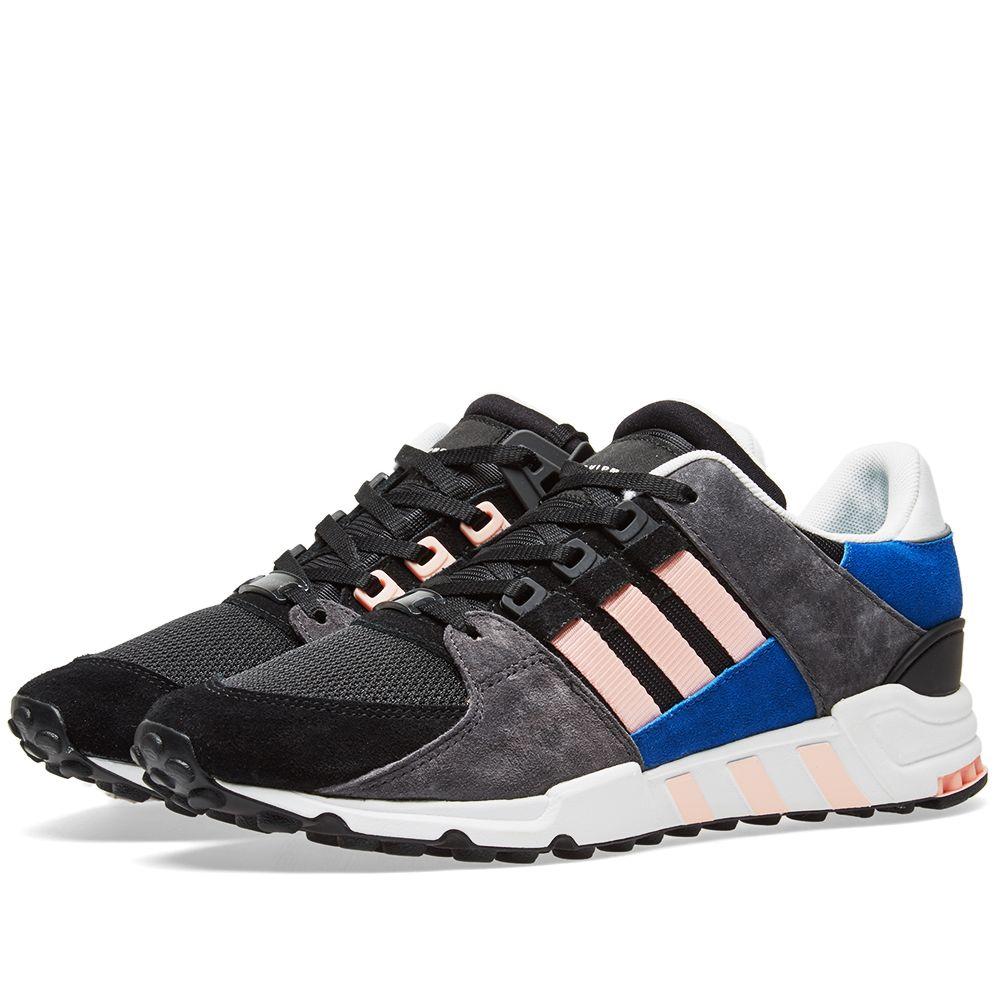 competitive price f2c89 eb16b Adidas Womens EQT Support RF W. Core Black  Haze Coral. AU149 AU79.  image