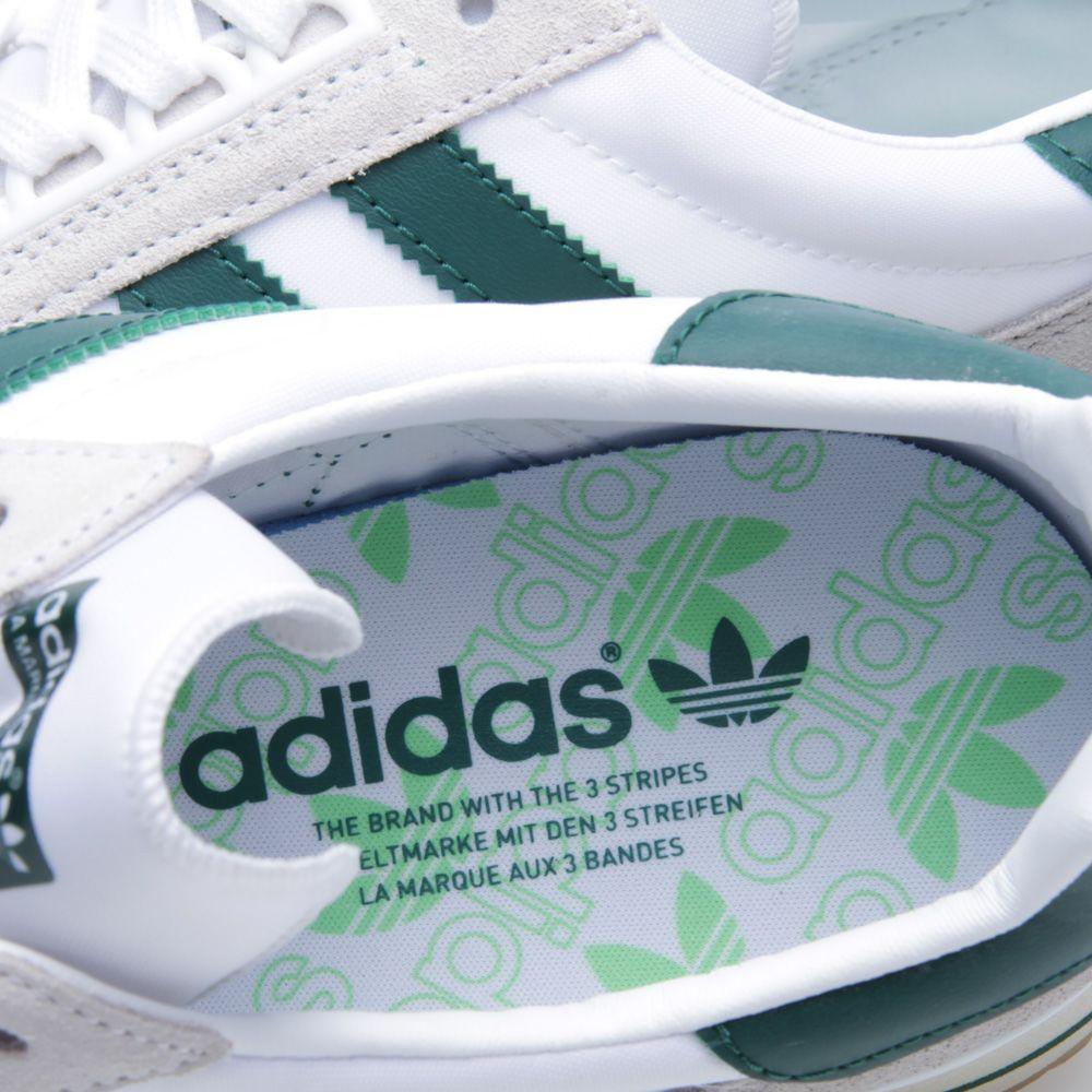 Adidas x United Arrows ZX 500 OG UA Running White   Forest  dcf6168fd