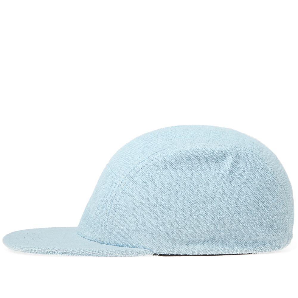 b70066d2226 Les Basics Le Peak Cap. Blue. £49 £25. image. image. image