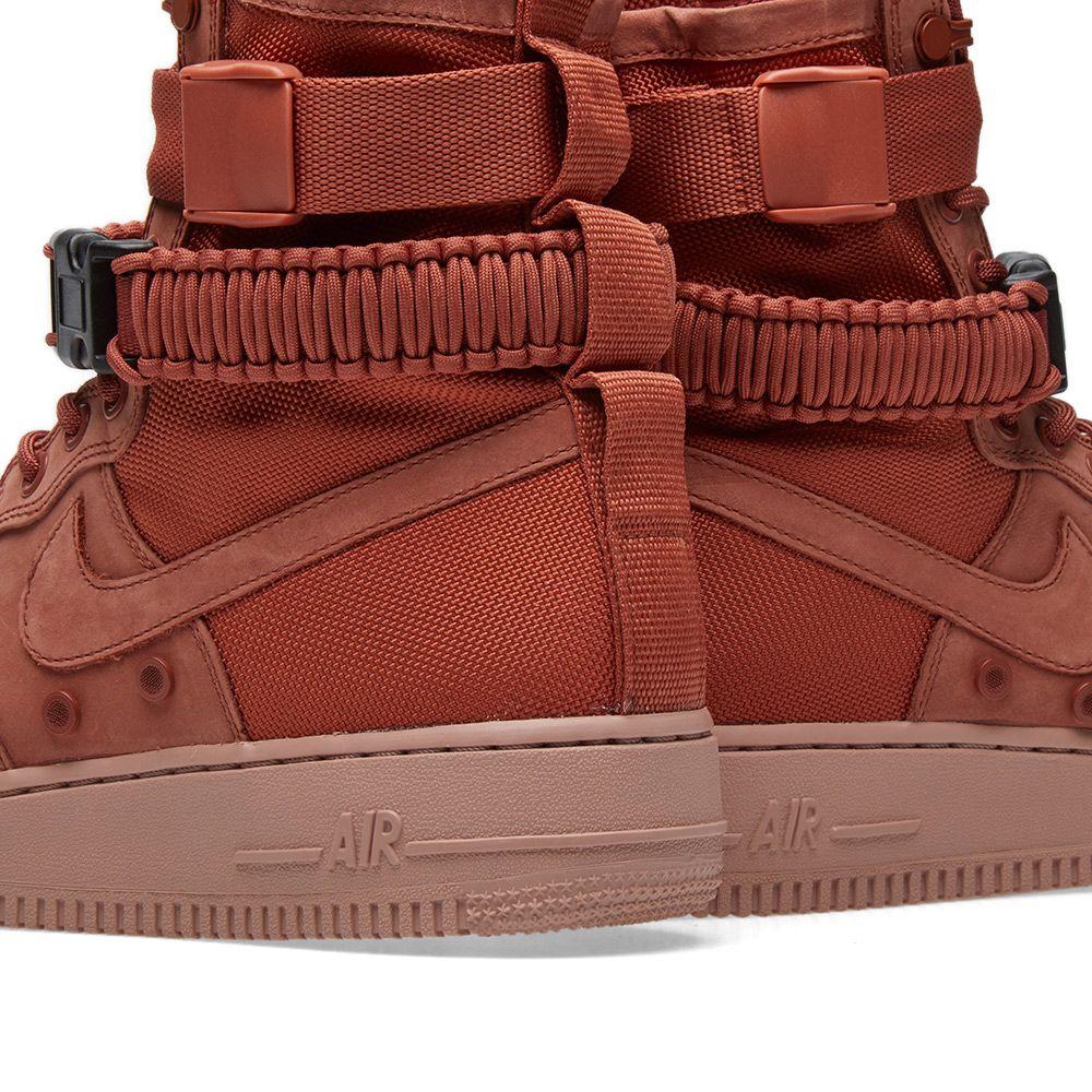 Nike SF Air Force 1 W Dusty Peach   Particle Pink  f72ea5e5b