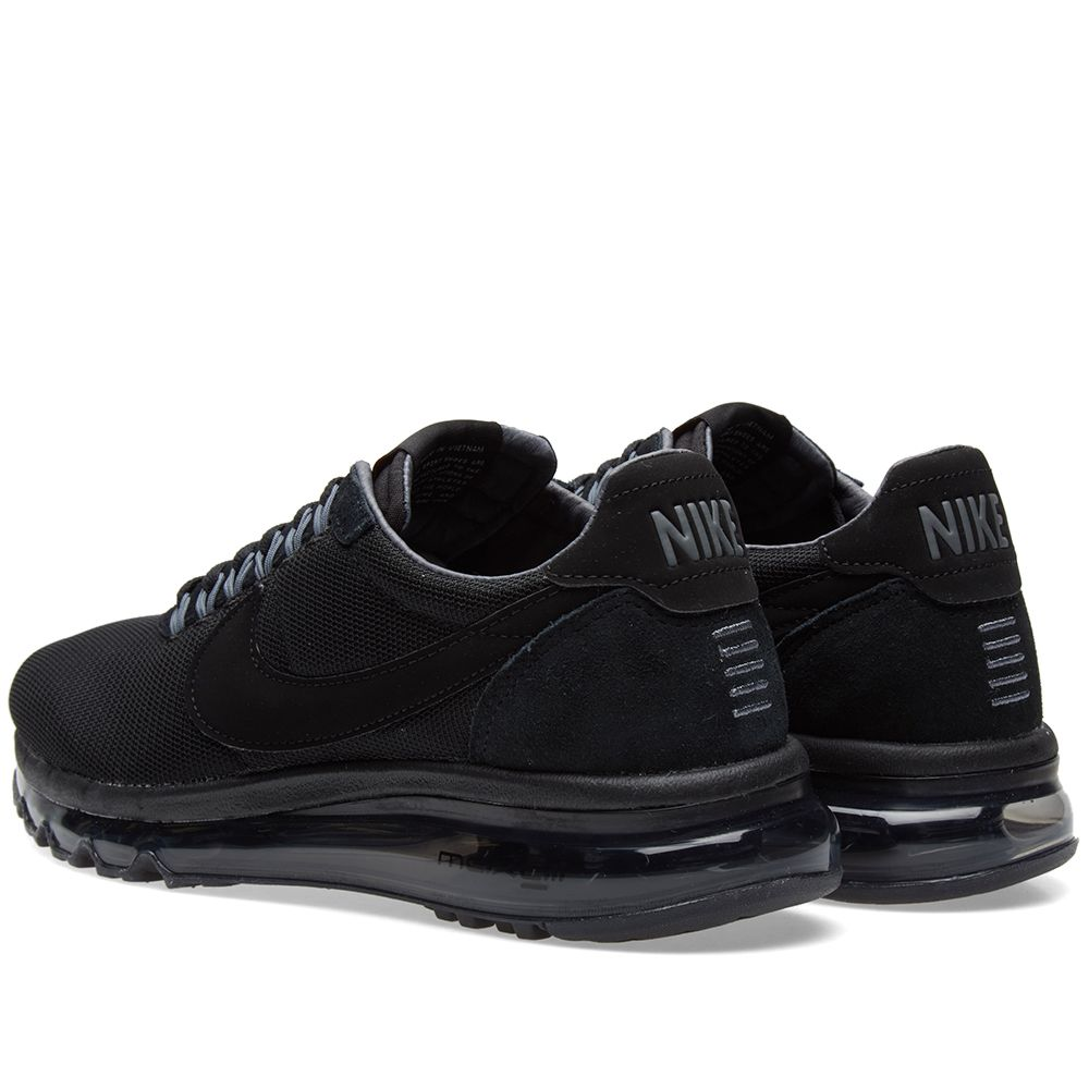4cf98b6e9bd0f3 Nike Air Max LD-Zero Black   Dark Grey