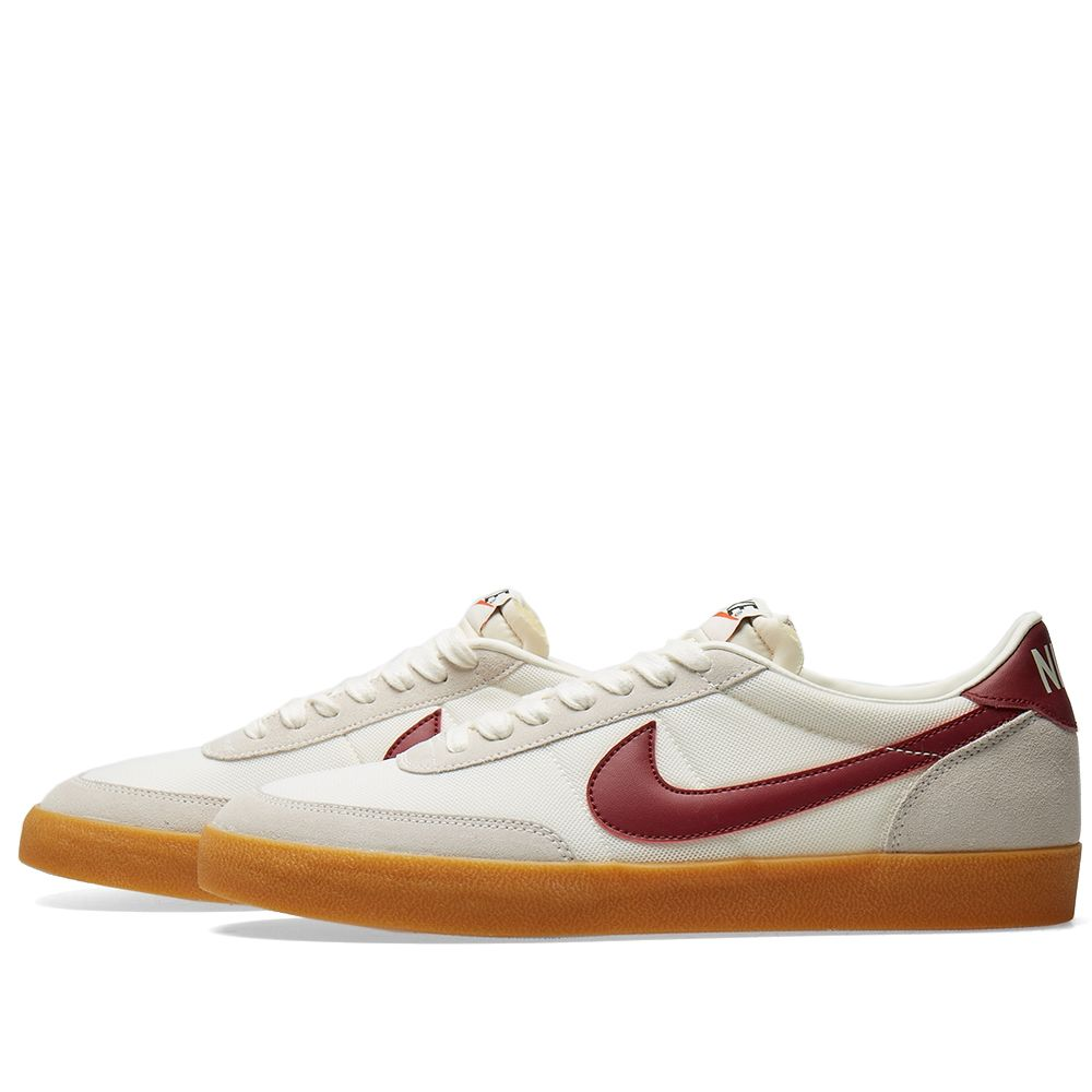buy popular e4e14 5dbe9 Nike Killshot Sail, Team Red  Gum Yellow  END.