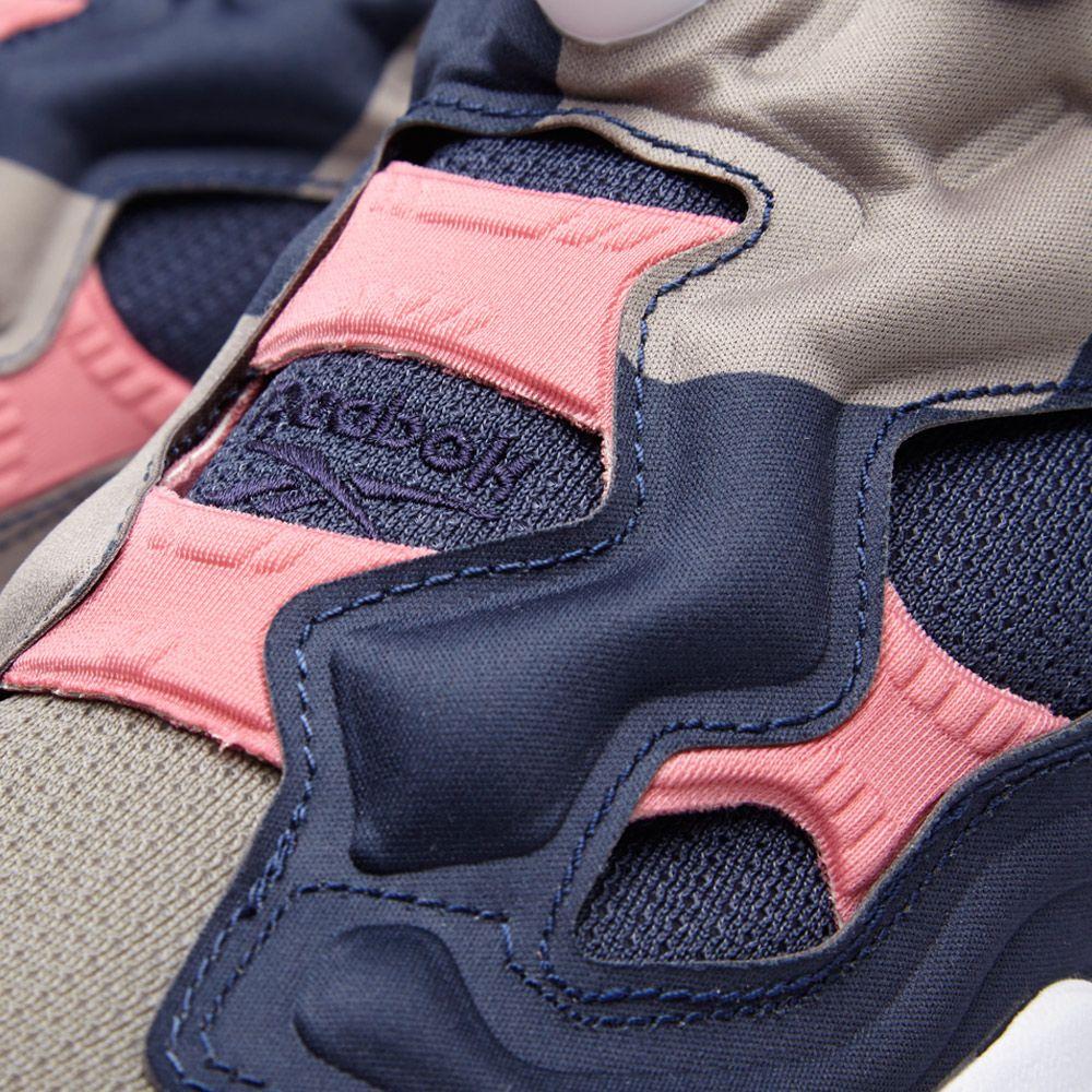 a740990bfb8b Reebok x Garbstore Instapump Fury. Nutmeg   Moody Pink. £115. image