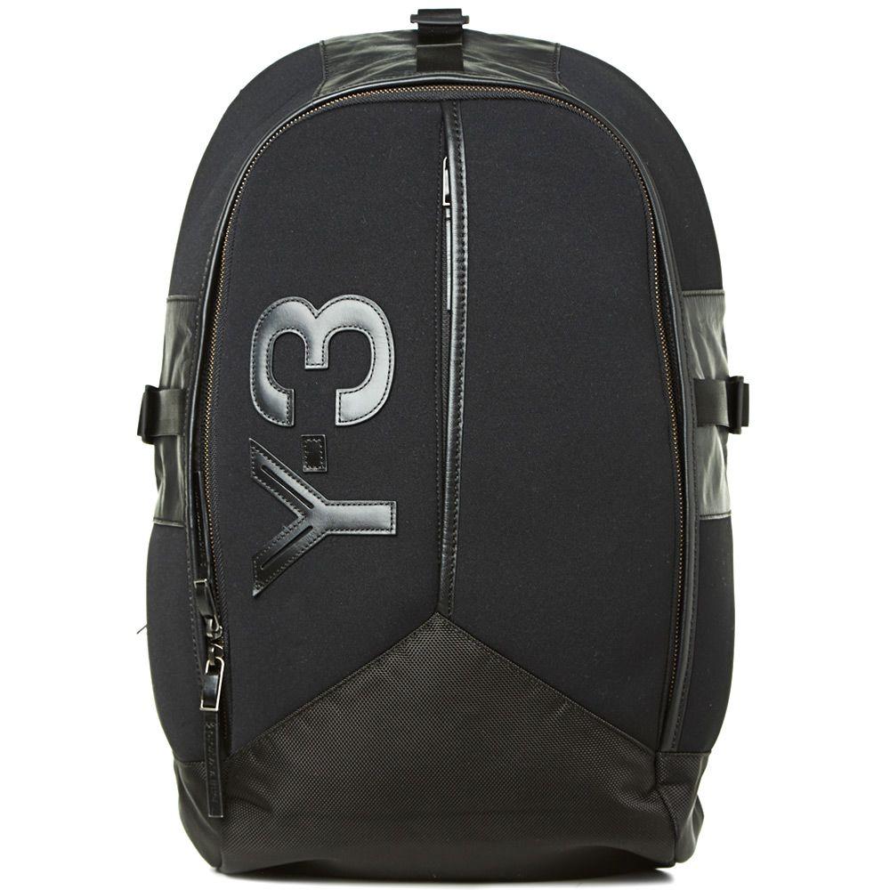 Y-3 Neoprene Backpack Black  37589709e7edd