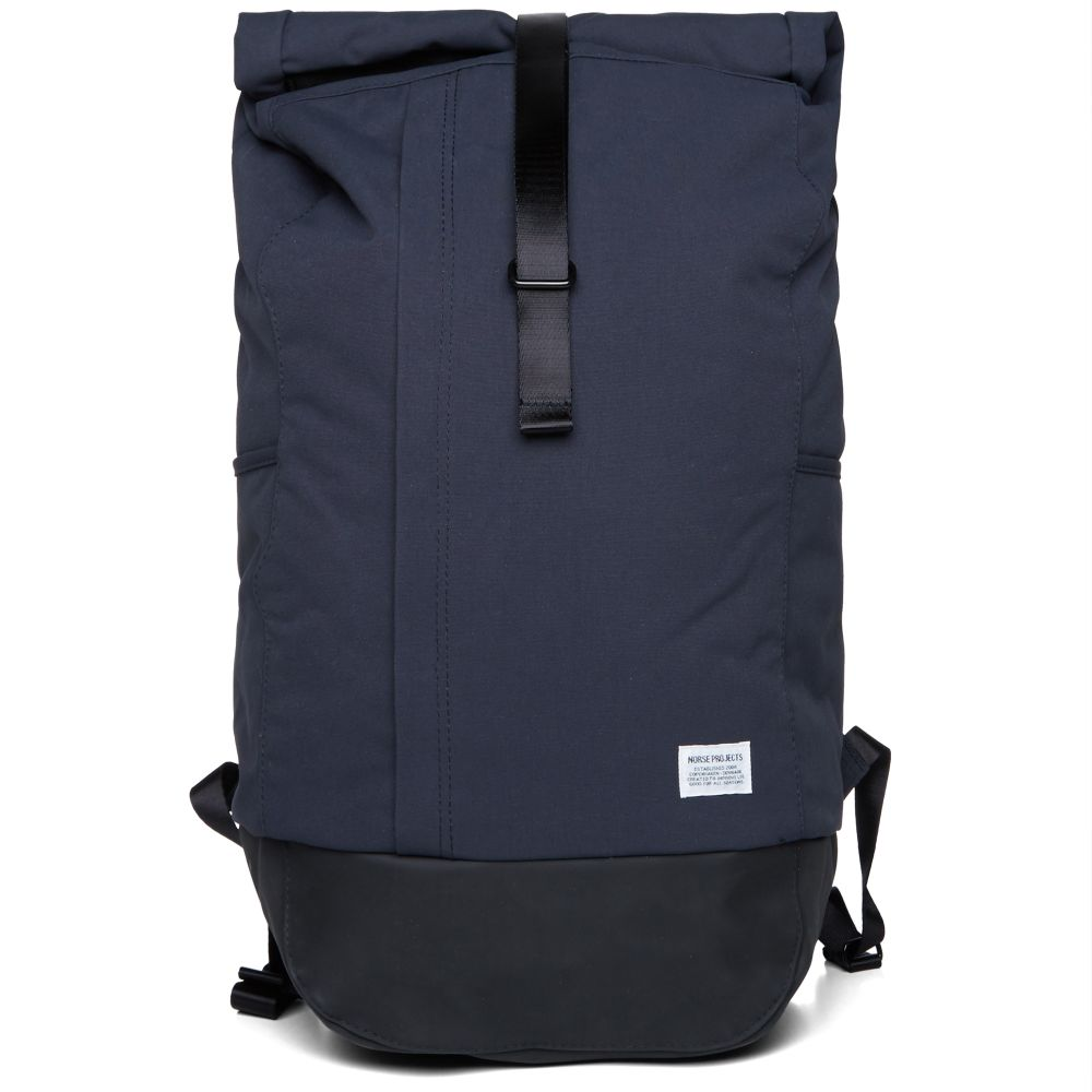Norse Projects Isak Rucksack. Black. £120. Plus Free Shipping. image.  image. image. image. image. image 696306e12e