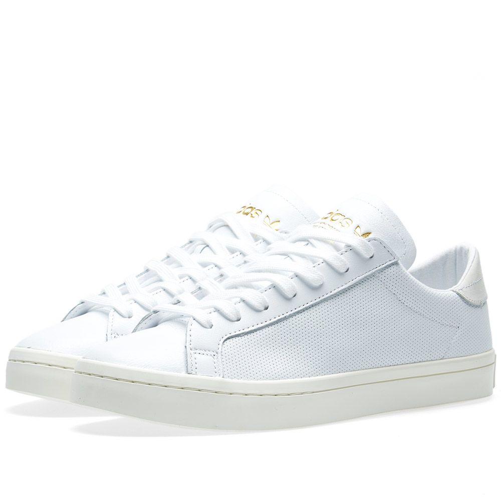 Adidas CourtVantage White  a1840ea6d9bb