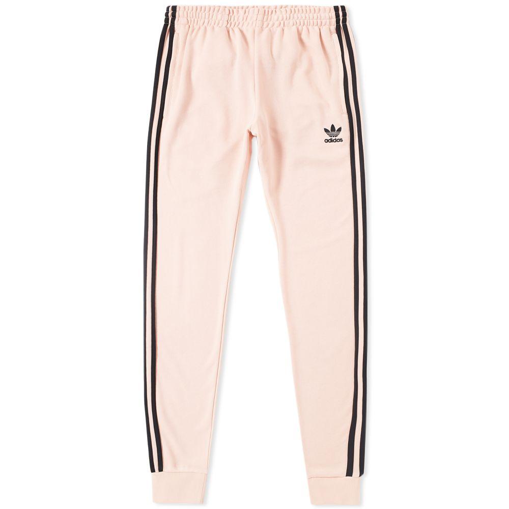 ea3634fb37a Adidas Superstar Track Pant Vapour Pink | END.