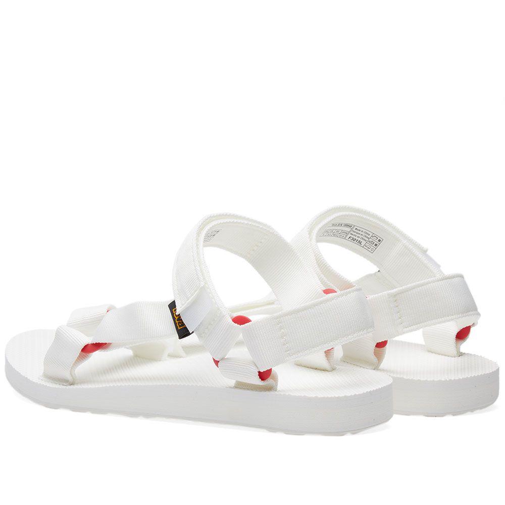 e52ac19f09c Teva Original Universal Sport Sandal Bright White