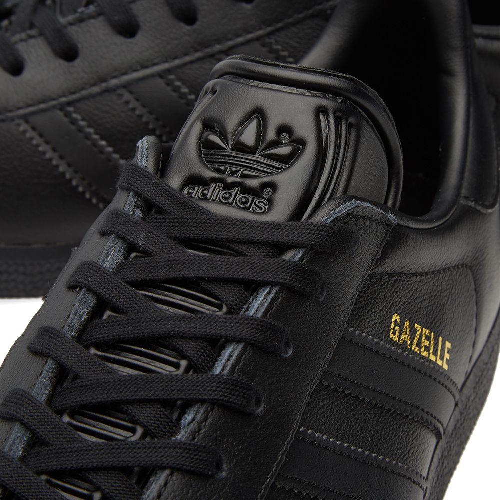 855e29b2cf5718 Adidas Gazelle Core Black