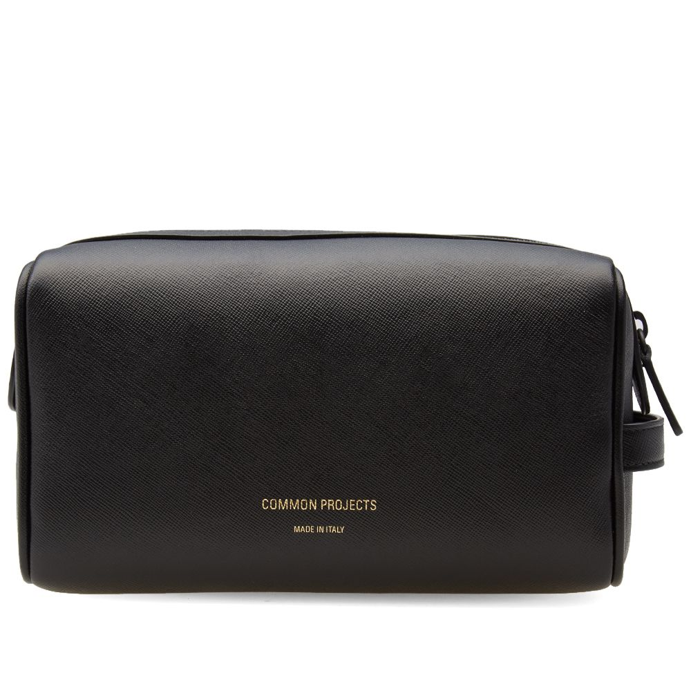 68c0a68132 Common Projects Washbag Black