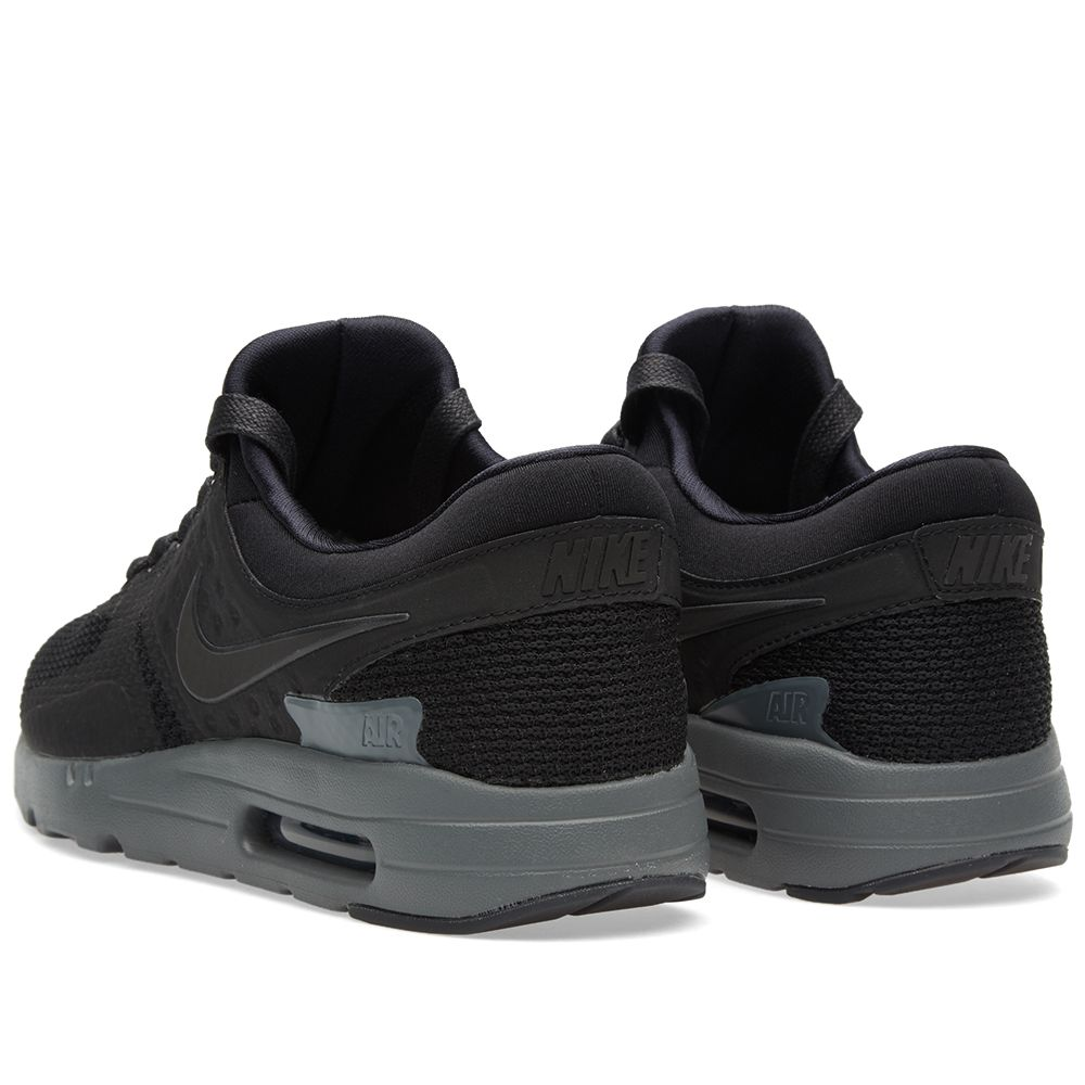 0432b35227f0 Nike Air Max Zero QS. Black   Dark Grey. S 189 S 89. image