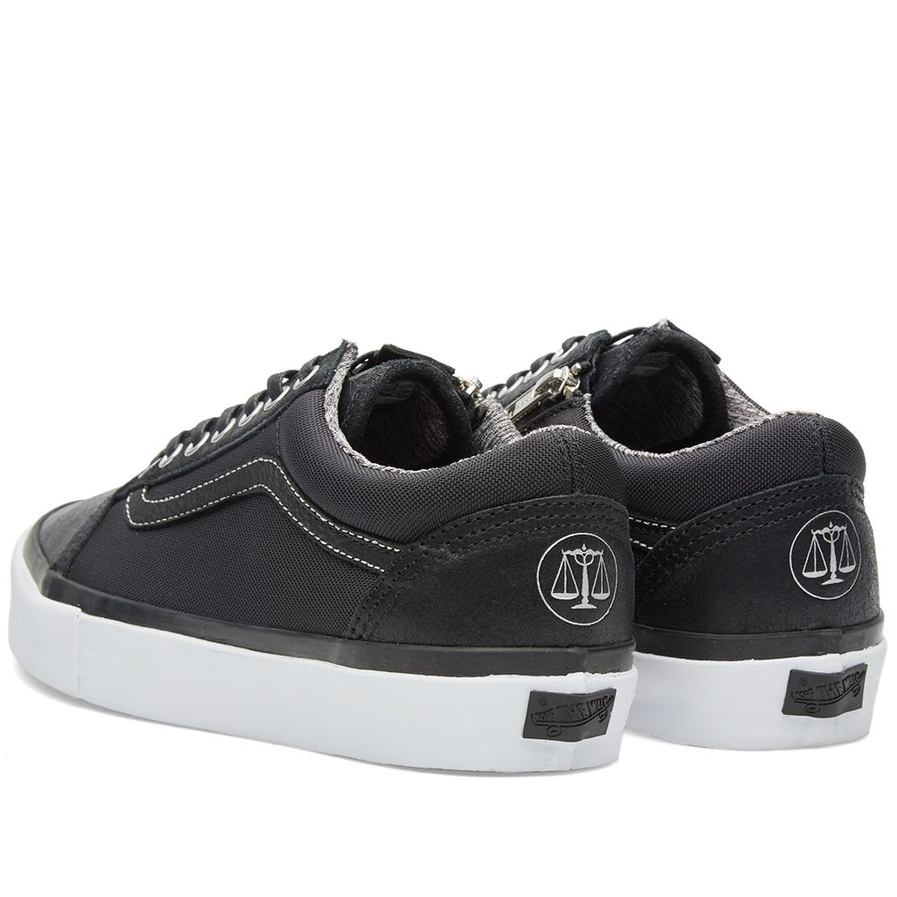 646d9e14b0 homeVans Vault x Highs and Lows Old Skool Zip LX. image. image. image.  image. image. image. image. image. image. image. image