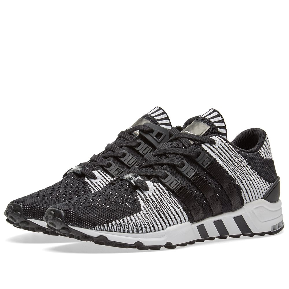 the best attitude 9c6f1 57276 Adidas EQT Support RF PK Core Black  White  END.