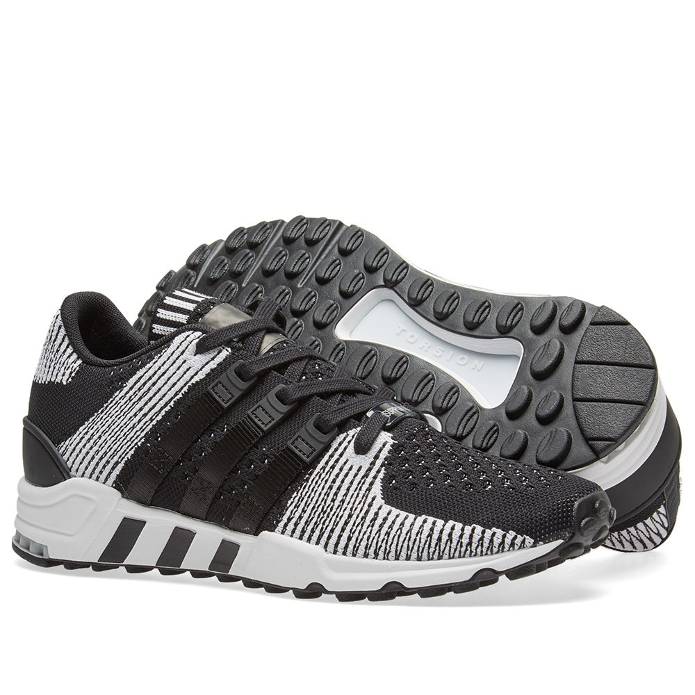 low priced 6a6e9 010f2 Adidas EQT Support RF PK. Core Black  White