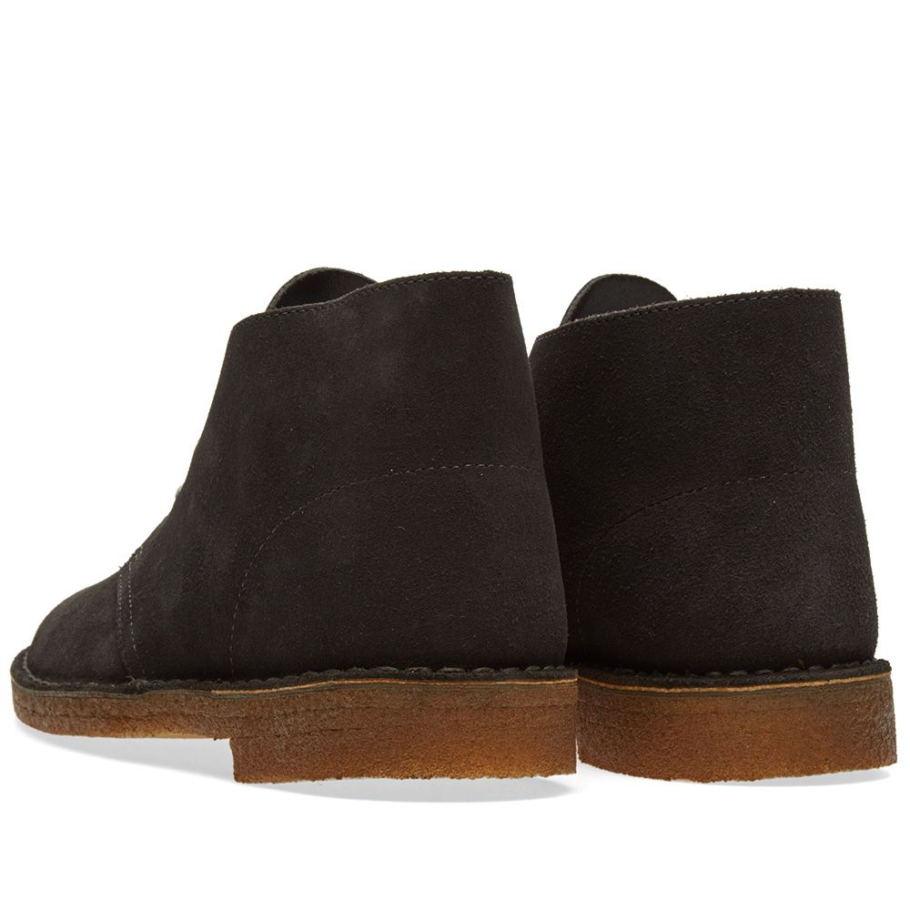 c0dd1774ed1 Clarks Originals Desert Boot Dark Grey Suede