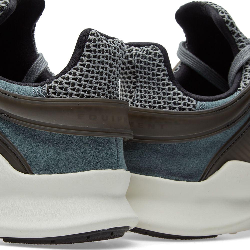 ef5ec16e80e2 Adidas EQT Support ADV Grey   Core Black