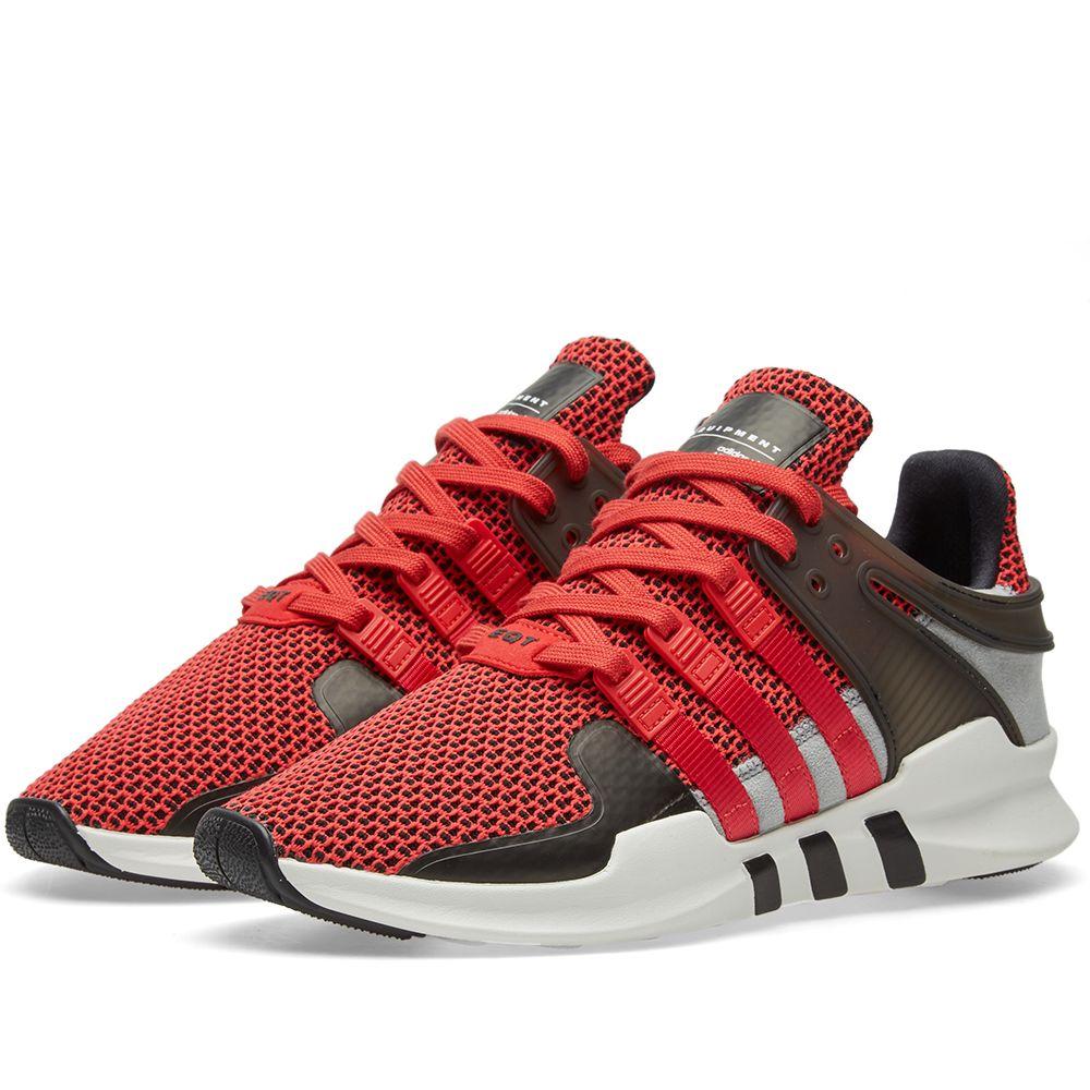 fe3efa1f7a4ccd Adidas EQT Support ADV. Collegiate Red   Black. CA 169 CA 89. image