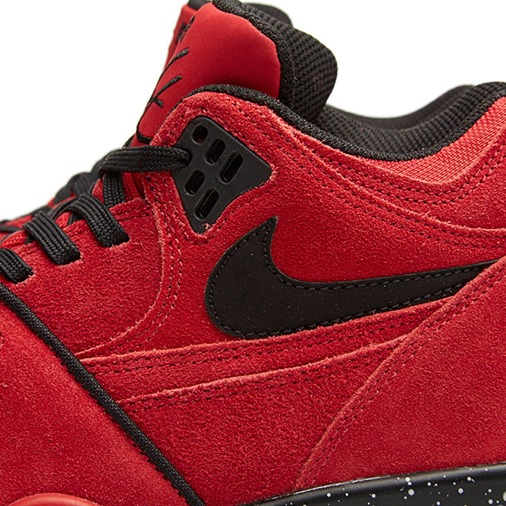 new concept 2bc7d 5662f Nike Air Flight 89 Gym Red   Black   END.