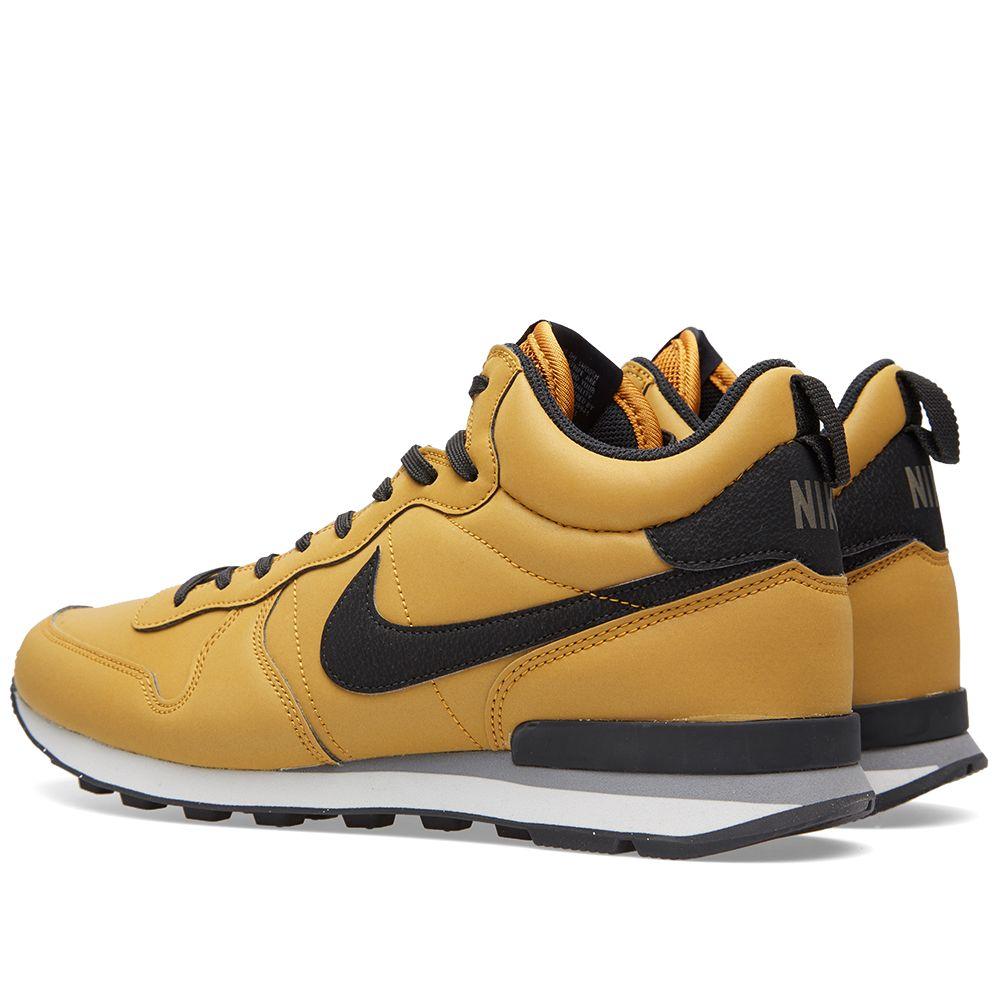best service bbd46 ffc7e Nike Internationalist Mid QS Bronze   Black   END.