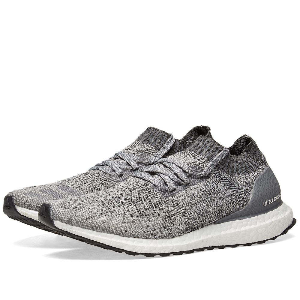 7ae1a3ae5e08 Adidas Ultra Boost Uncaged Grey Two   Grey Four