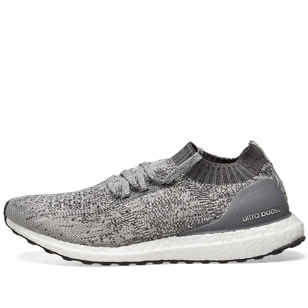 new styles c85a7 46352 Adidas Ultra Boost Uncaged Grey Two  Grey Four  END.