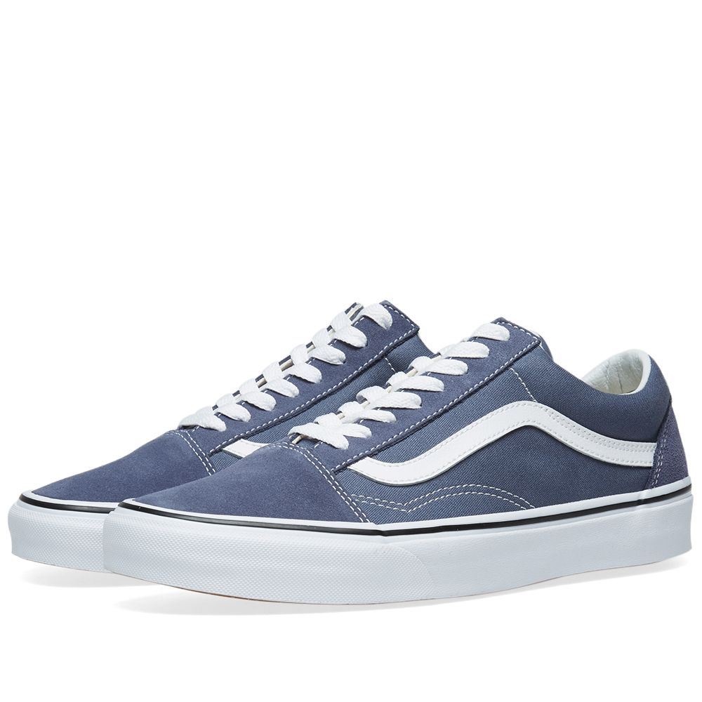 7ada6eaec1b Vans Old Skool Grisaille   True White