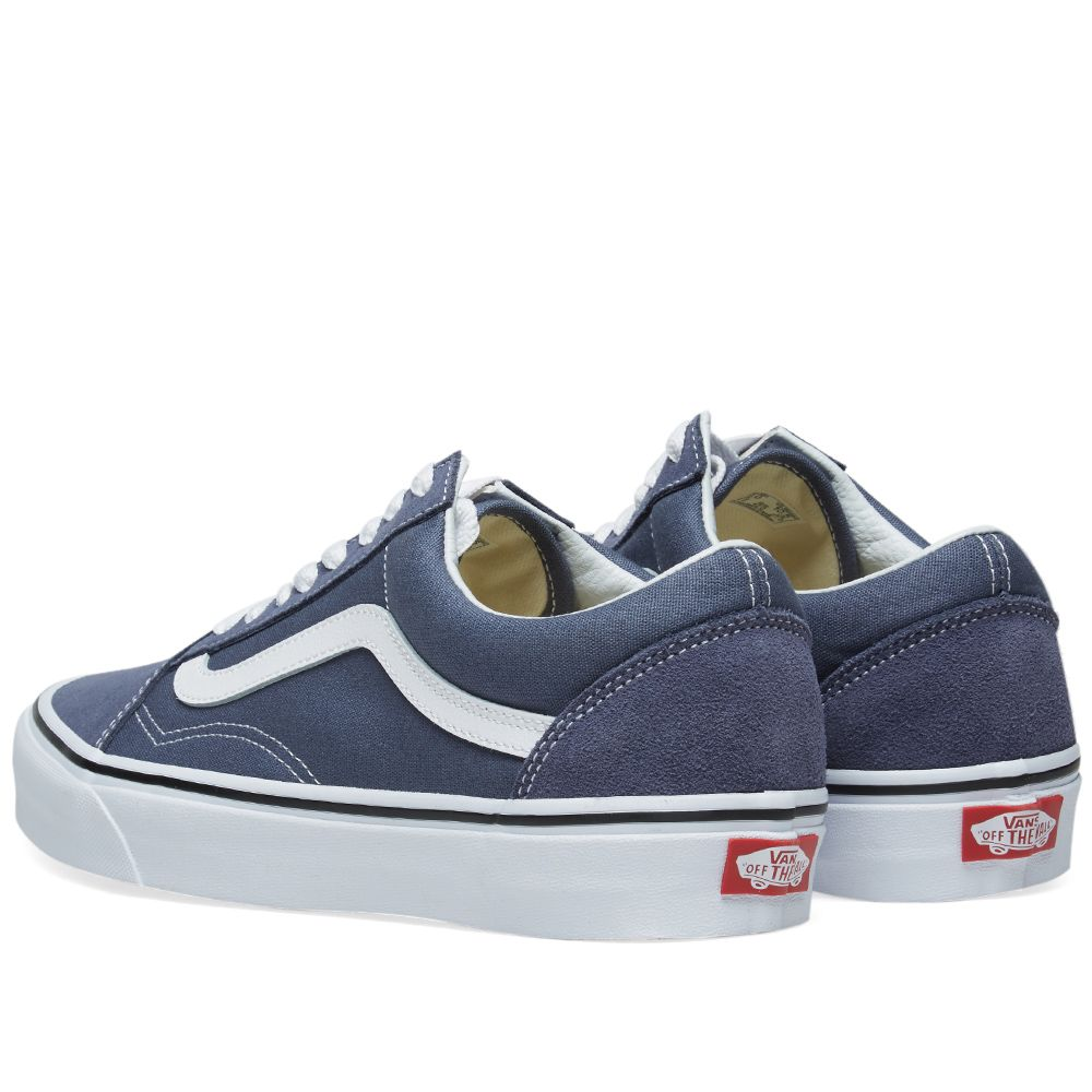 81af3133684 Vans Old Skool Grisaille   True White