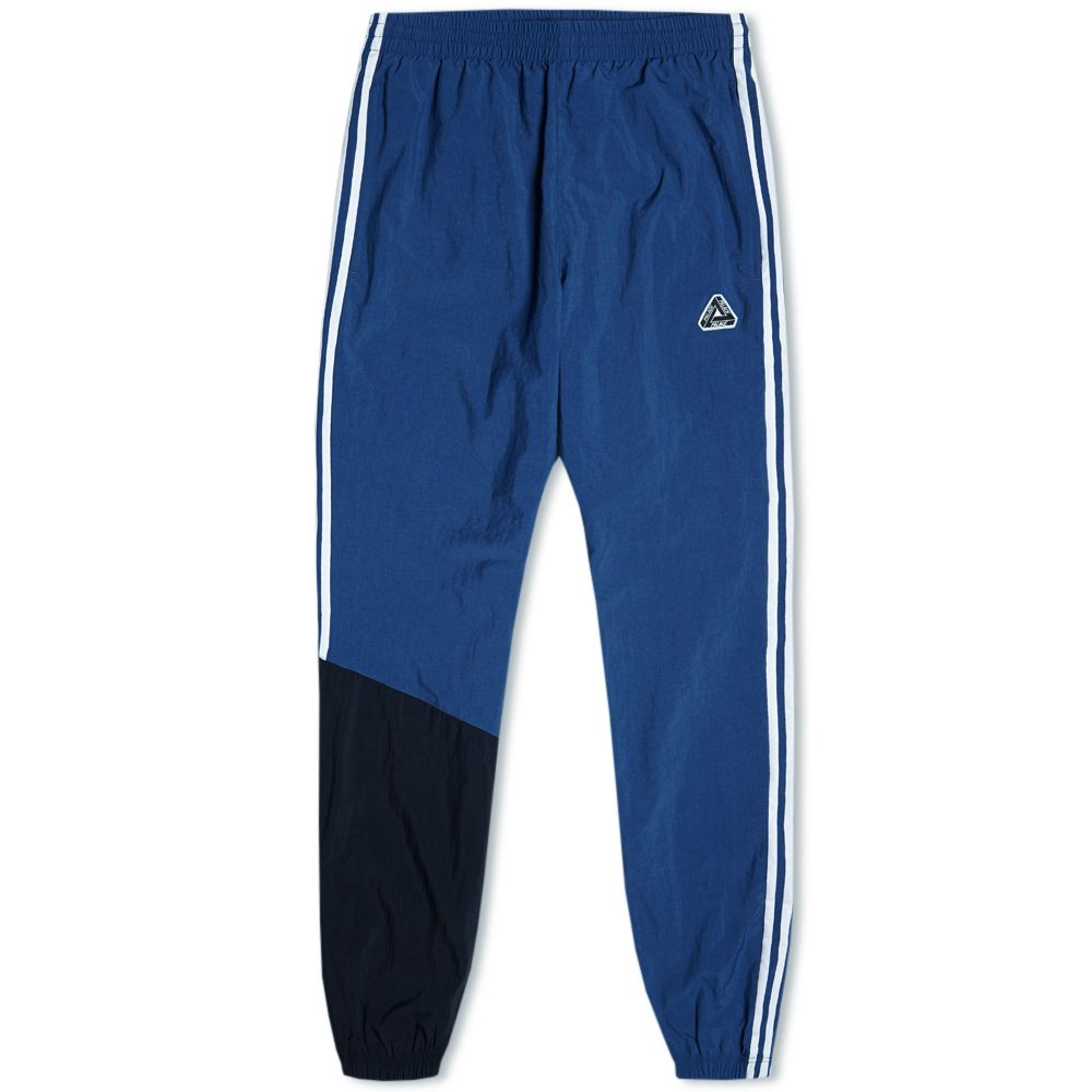 1060cfbd55f9 Adidas x Palace Shell Tracksuit Bottom Rich Blue