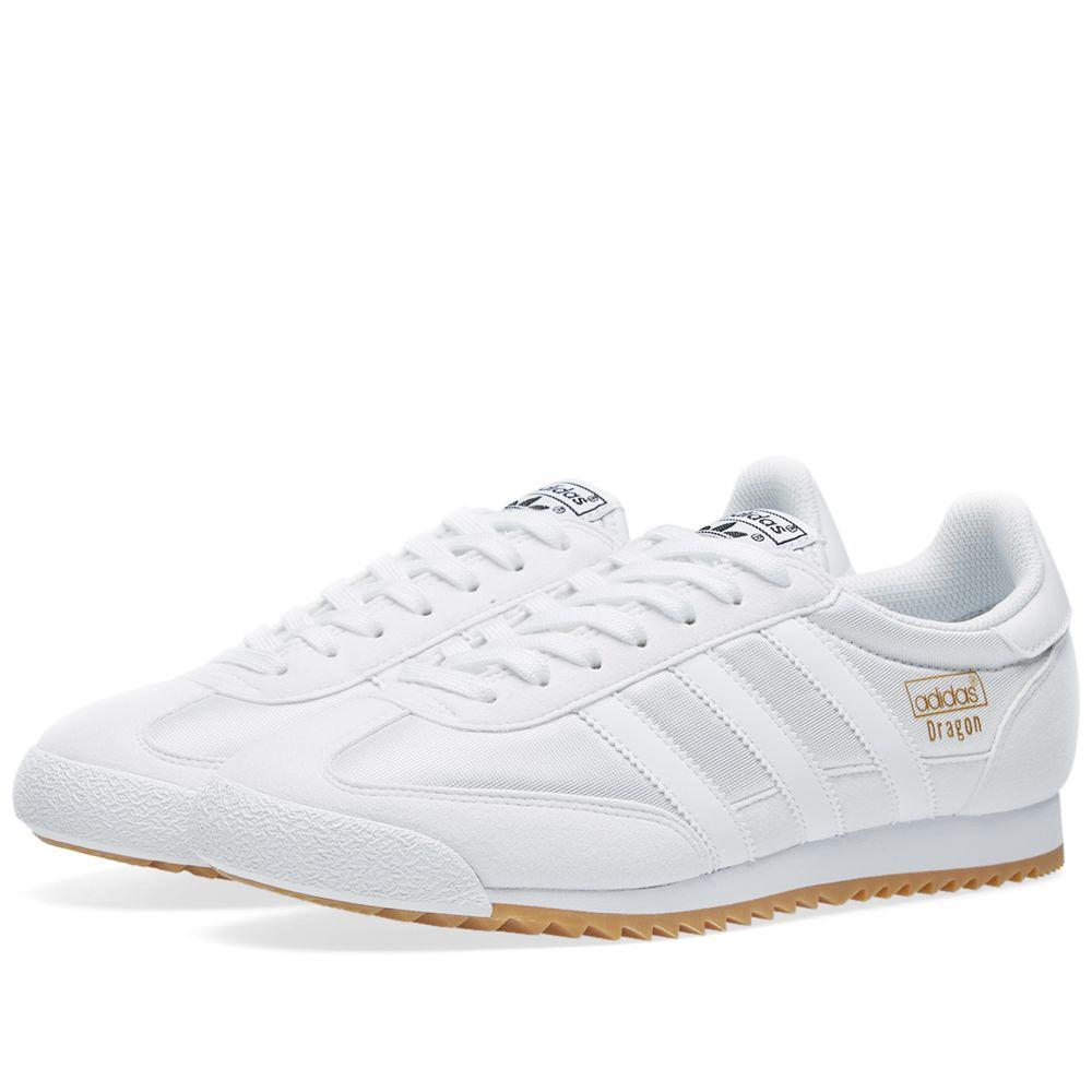 1a37212a97f3 Adidas Dragon OG White   Gum
