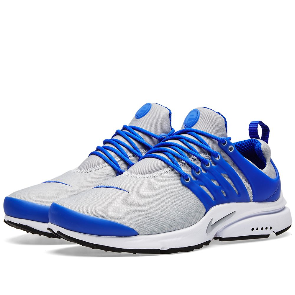 02759261225d Nike Air Presto Essential Wolf Grey   Paramount Blue