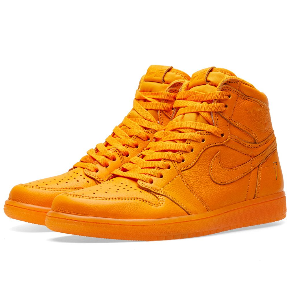 d8bab52f7749 Air Jordan 1 Retro OG  Gatorade  Orange Peel