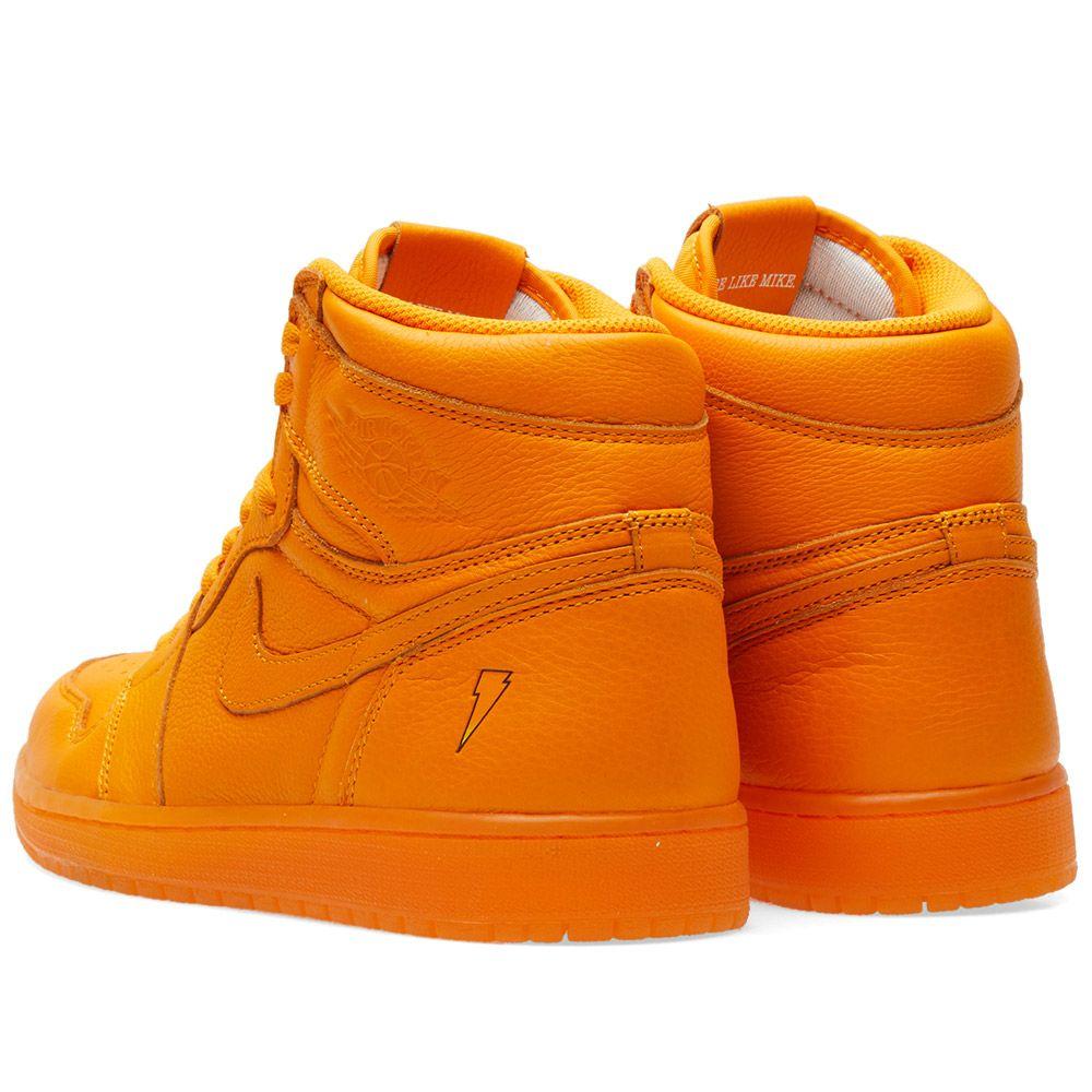 d8bab52f7749 Air Jordan 1 Retro OG  Gatorade  Orange Peel