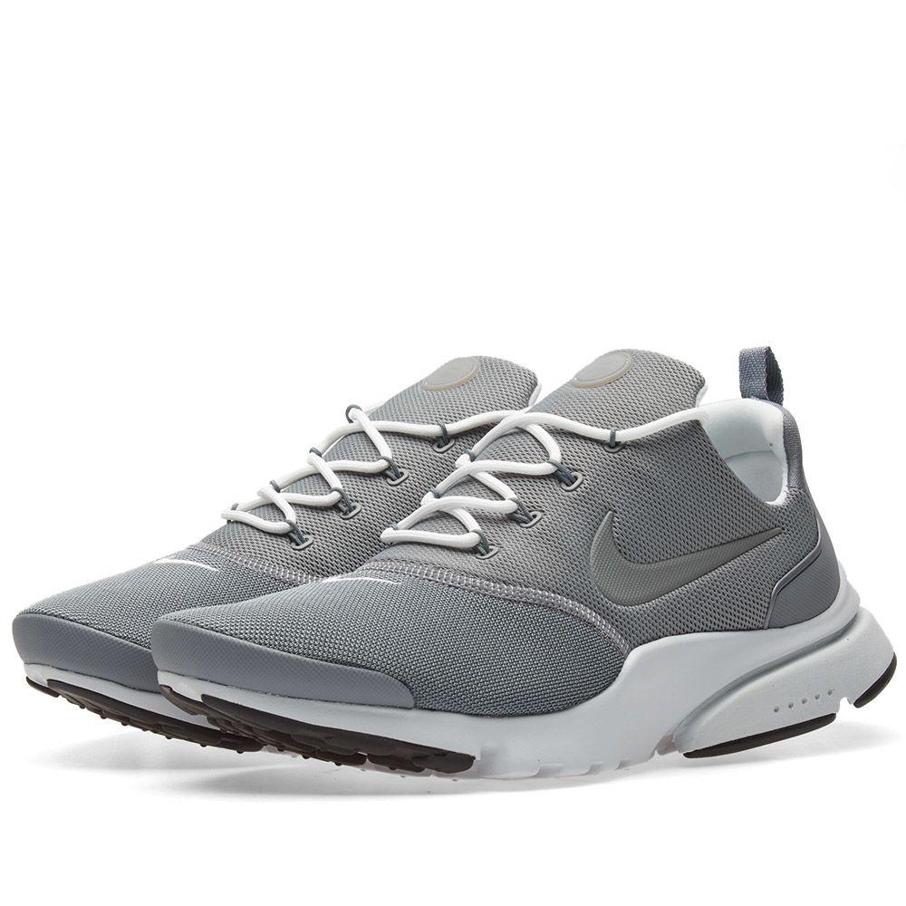 new style 56656 b2fc2 Nike Air Presto Fly Grey, White, Platinum  Black  END.