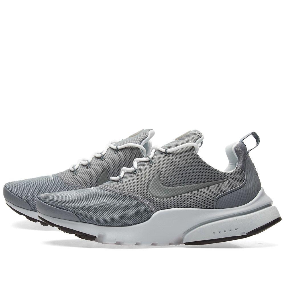 c243630de573 Nike Air Presto Fly Grey