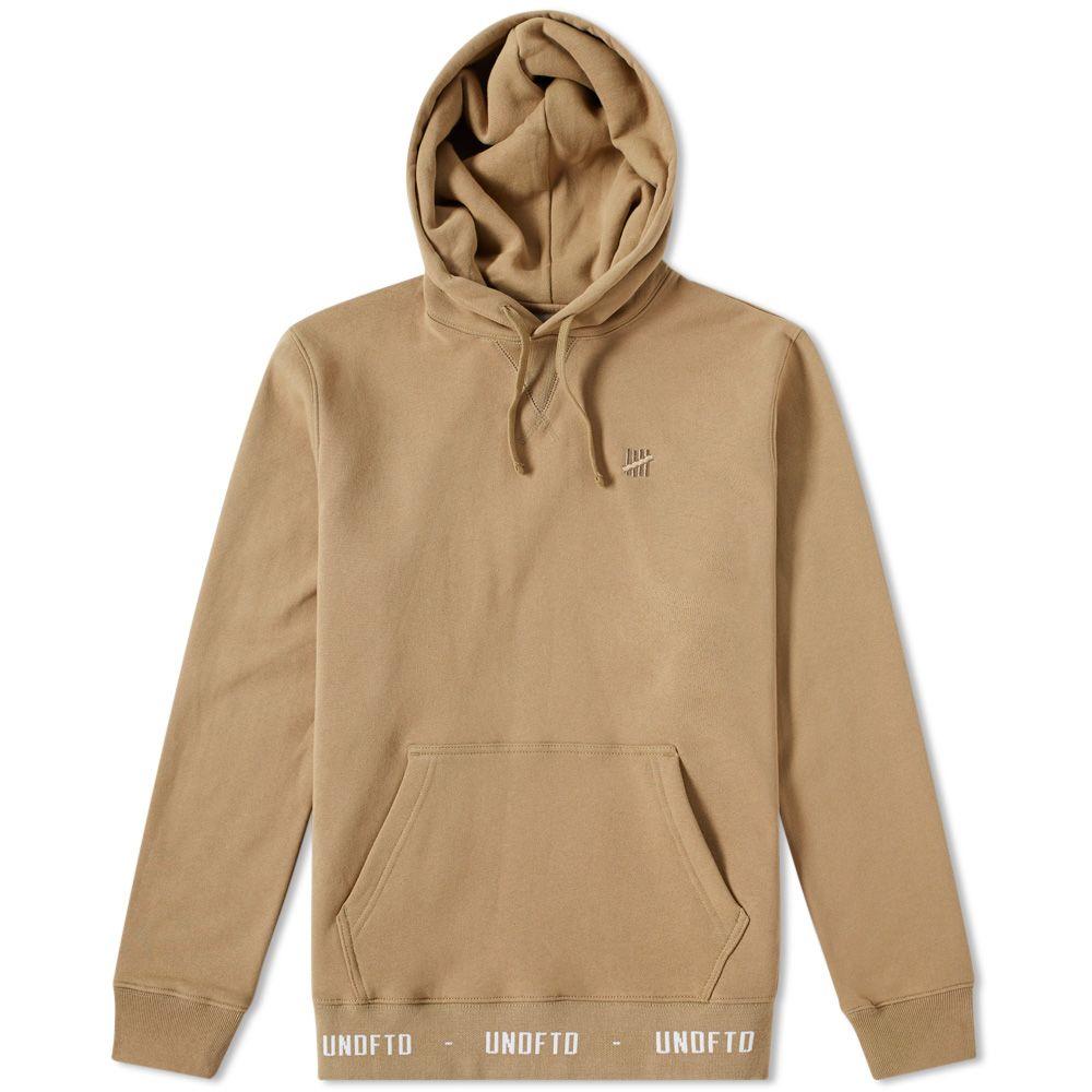 3463e755697f Undefeated Pullover Hoody. Khaki. £115 £75. image