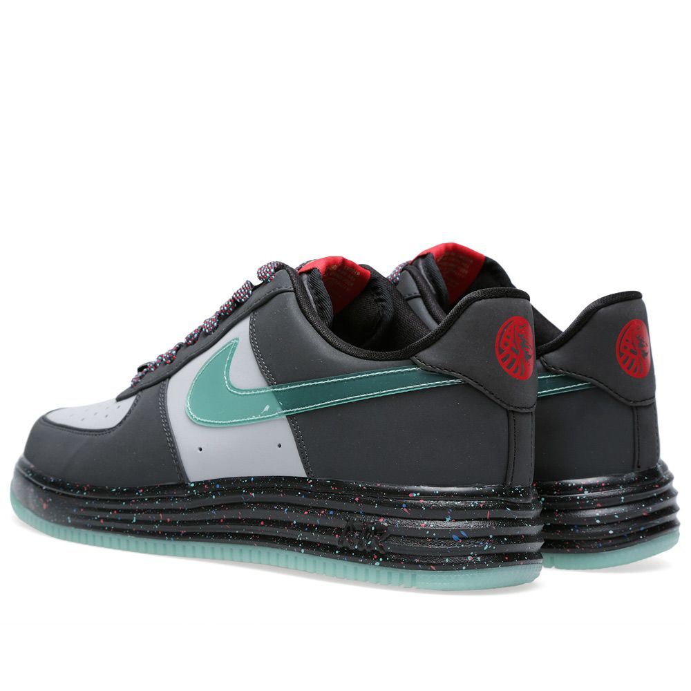 Nike Lunar Force 1  Year of the Horse  QS. Wolf Grey   Green Mist. CA 215  CA 85. image. image. image. image. image e11f0f9ed094