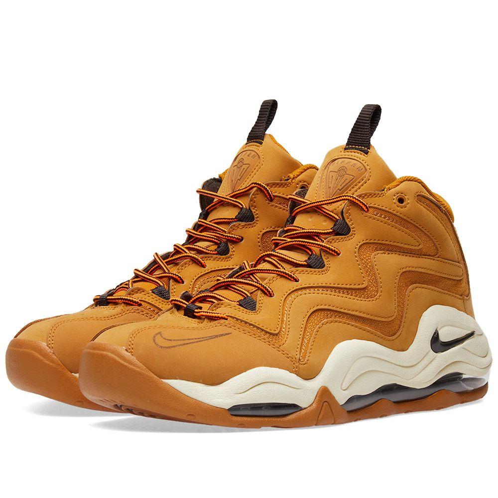 e8c076bcbbd1 Nike Air Pippen Desert Ochre   Velvet Brown