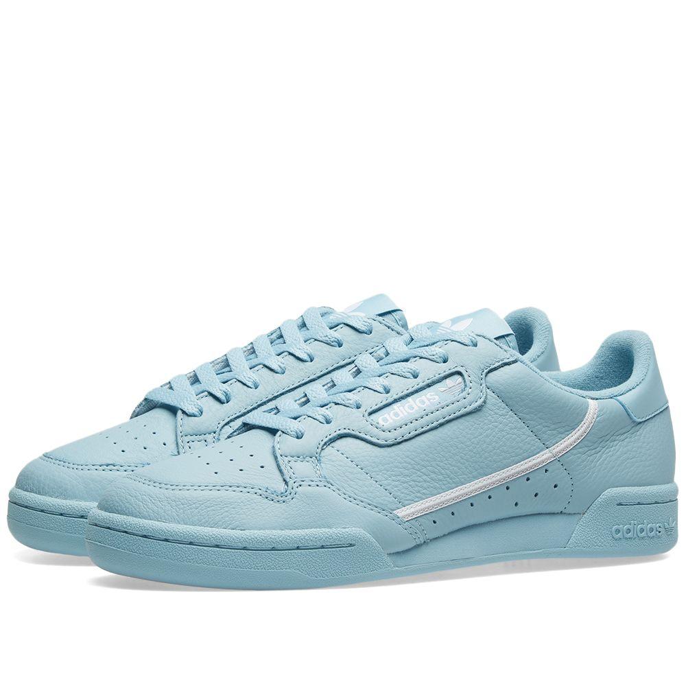 4202138accaf2f Adidas Continental 80 Ash Grey