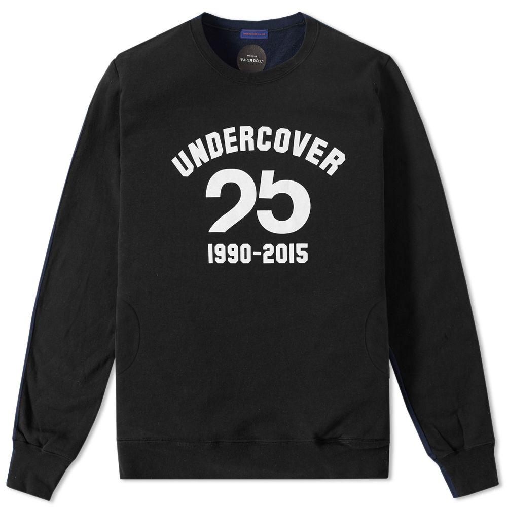Undercover 25 Sweat Black  e7fac1cc4673