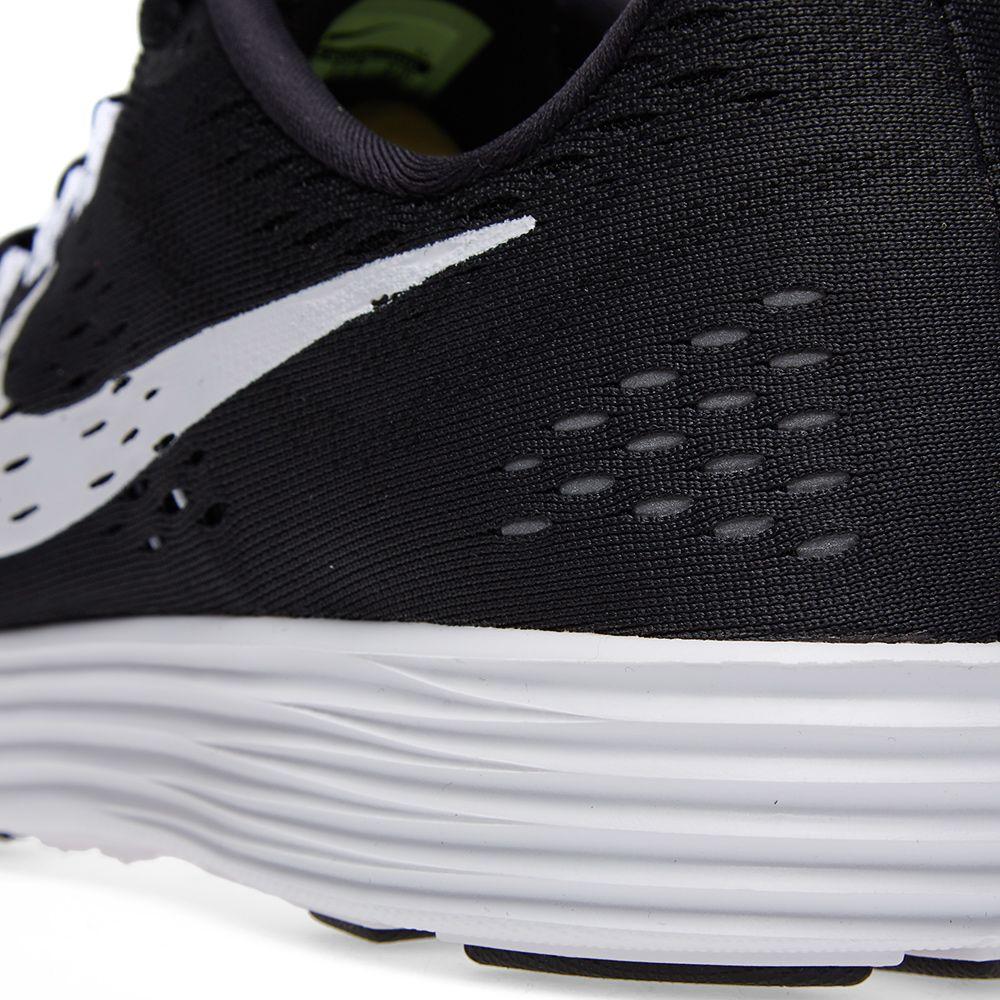 buy popular 8481b 6a6e0 Nike Lunartempo Black  White  END.